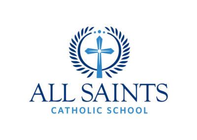 All Saints Catholic Schools logo