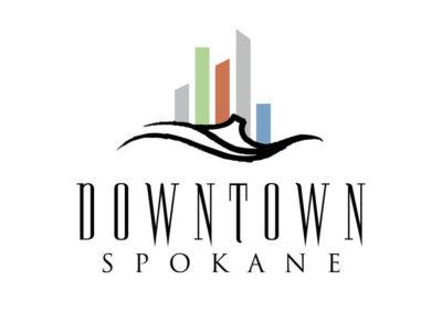 Downtown Spokane Partnership logo