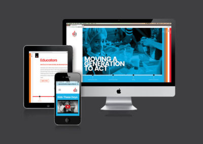 Generation Alive website