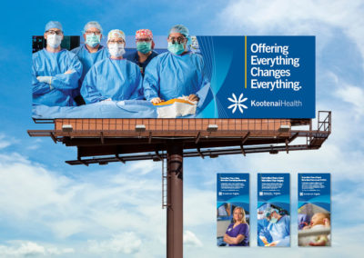 Kootenai Health brand campaign