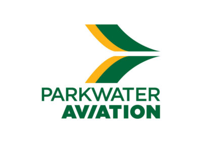 Parkwater Aviation logo