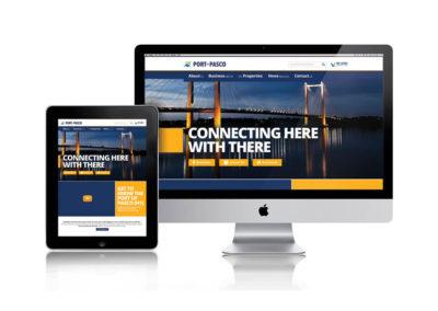 Port of Pasco website