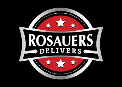 Rosauers Delivers logo
