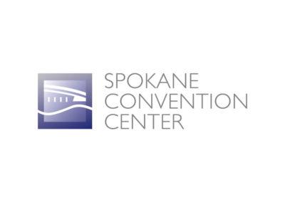 Spokane Convention Center logo