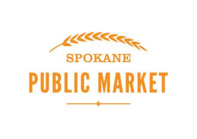 Spokane Public Market logo