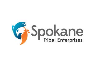 Spokane Tribal Enterprises logo