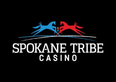 Spokane Tribe Casino logo