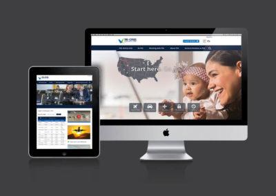 Tri-Cities Airport website