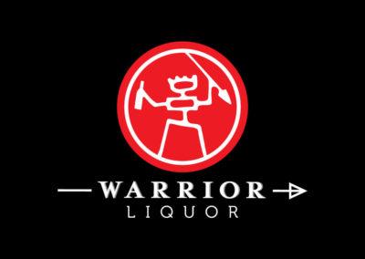 Warrior Liquor logo