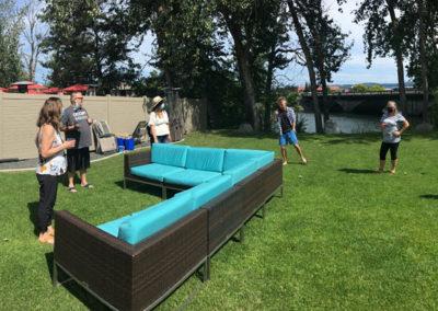 AmpliFi Outdoor Space