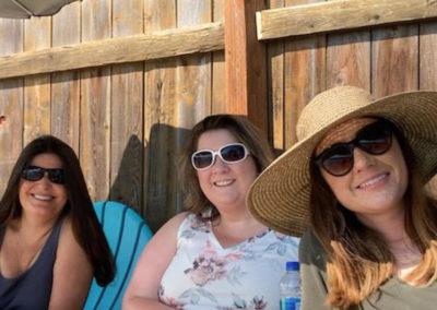 Lorri, Amanda and Karen
